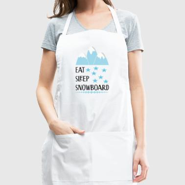 Snowboarding - Adjustable Apron