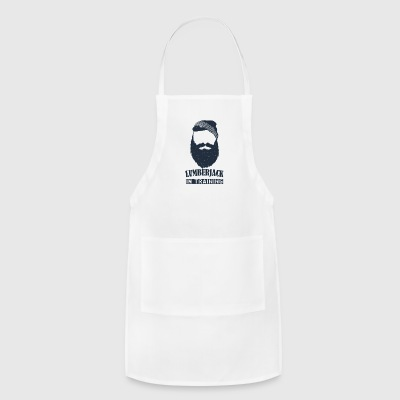 lumberjack in training - Adjustable Apron