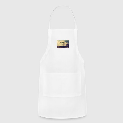 stay strong calforina - Adjustable Apron