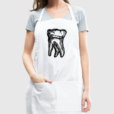 Tooth - Adjustable Apron