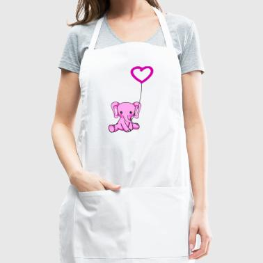 elephant - Adjustable Apron