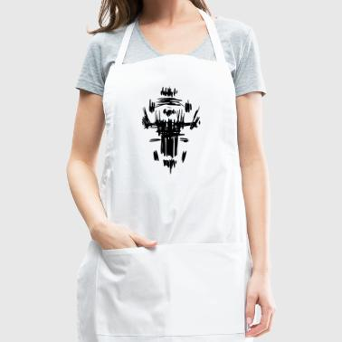 the omen - Adjustable Apron