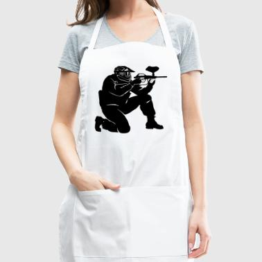 paintball - Adjustable Apron