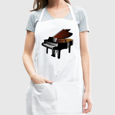grand piano - Adjustable Apron