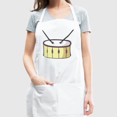 drum - Adjustable Apron