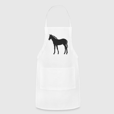 foal horse - Adjustable Apron