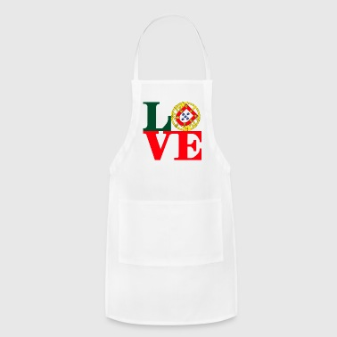 Love Portugal - Adjustable Apron