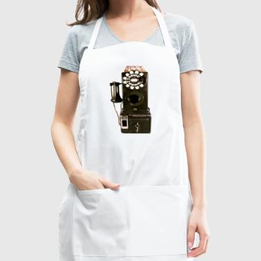 pay phone - Adjustable Apron