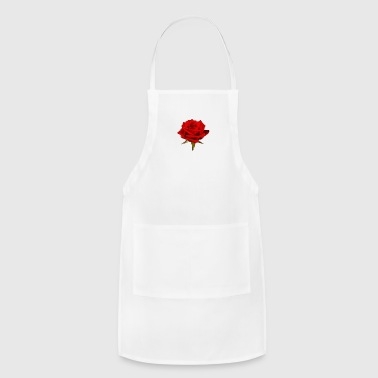 A Rose is a Rose - Adjustable Apron