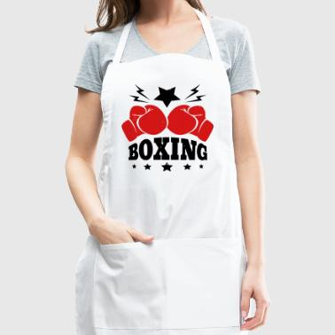 Knockout Boxer Star - Adjustable Apron