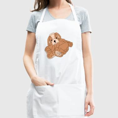 Soft Puppy - Adjustable Apron