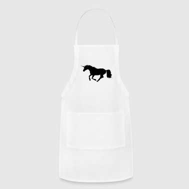 Wild Galloping Unicorn - Adjustable Apron
