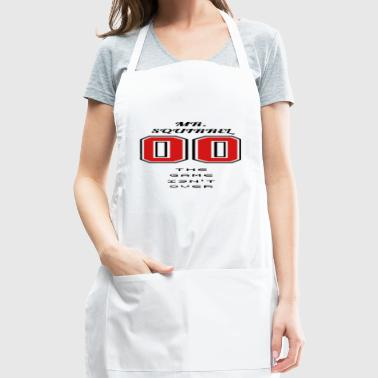 The game isn't over - Adjustable Apron