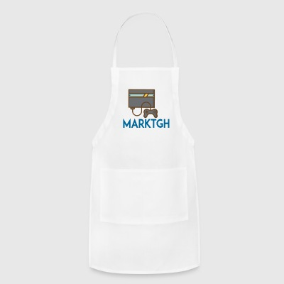 Real Light Logo - Adjustable Apron