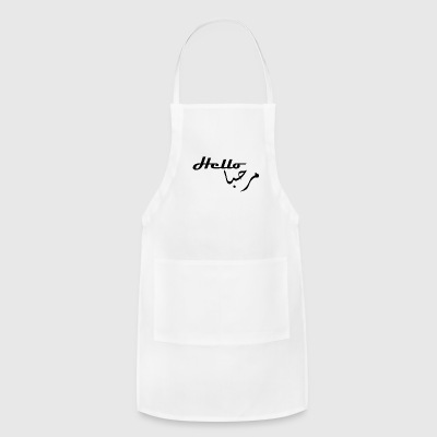 hello - Adjustable Apron