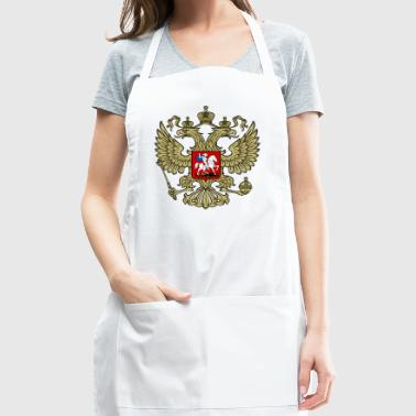 Russian Double Headed Eagle - Adjustable Apron