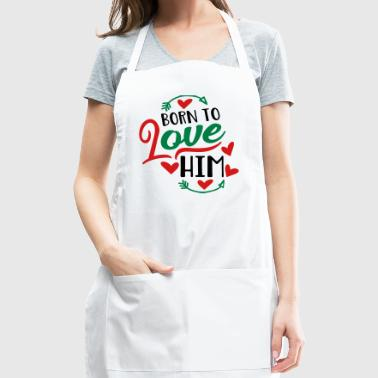 wedding - Adjustable Apron