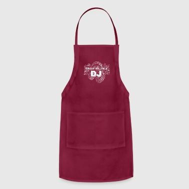 DJ - Adjustable Apron