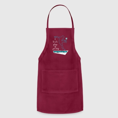 Kick Kicking - Adjustable Apron