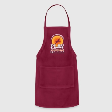 Frisbee - Adjustable Apron