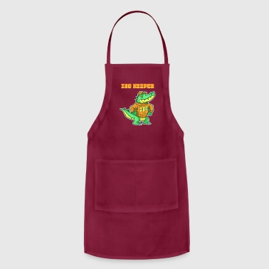 Zoo, Animal, Pet - Adjustable Apron