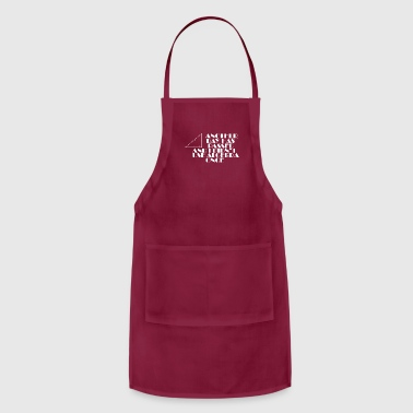 Baby Another day has passed and I didn't use Algebra on - Adjustable Apron