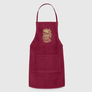 Machine Machine - Adjustable Apron