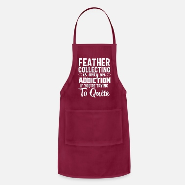 Collections feather collecting - Adjustable Apron