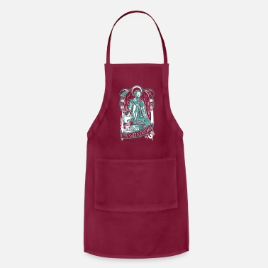 Miscellaneous Supernatural - It's funner in enochian - Apron