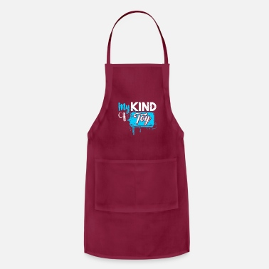 Laundry My Kind of Toy funny gift idea sex - Apron