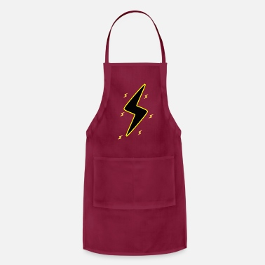 High Voltage high voltage - Apron