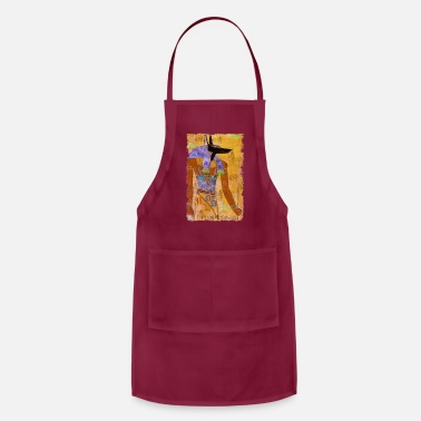 Ancient THE ANUBIS PARCHMENT - Apron