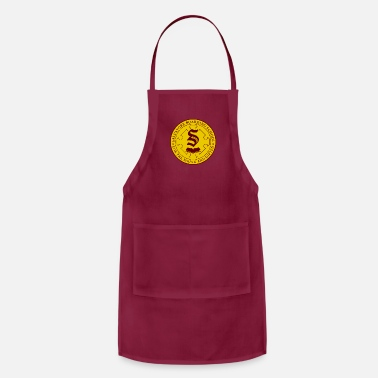 Salvatore Boarding School Crest - Apron