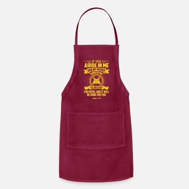 Abide In Me - Apron