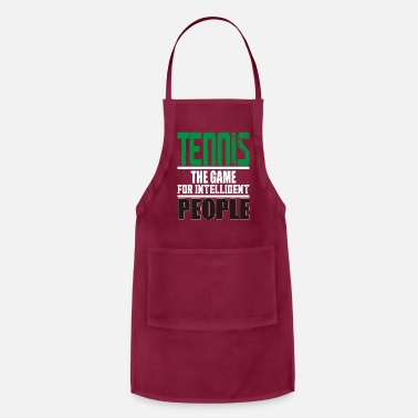 Tennis Game Tennis The Game - Apron