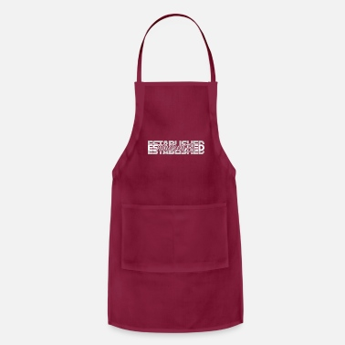 Established Established nineteen73 - Adjustable Apron