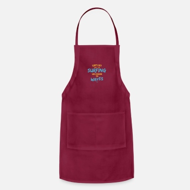 Tourist Summer sea Sun beach holiday gift - Apron