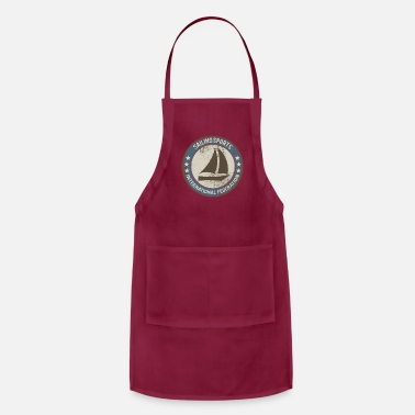 Sailing sailing sailing - Adjustable Apron