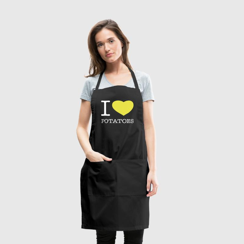 I ♥ POTATOES - Adjustable Apron