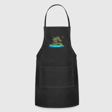 island - Adjustable Apron