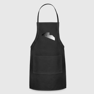 Polygonal Graphic - Adjustable Apron