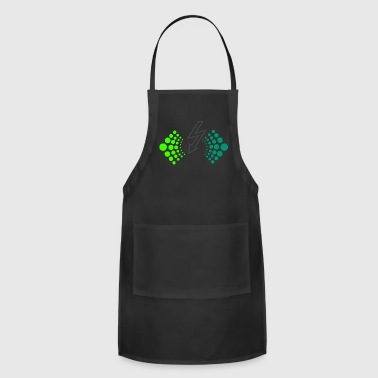 Nice Colours - Adjustable Apron