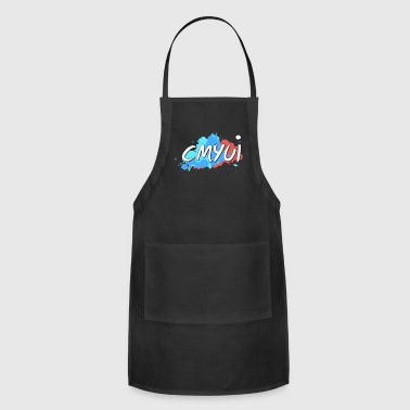 Literally Disgusting - Adjustable Apron