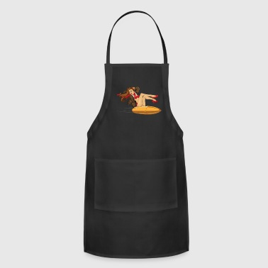 Pinup bullet - Adjustable Apron