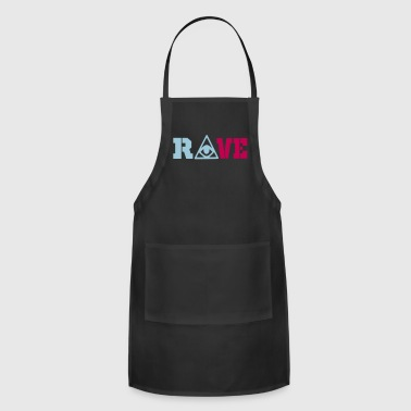 rave - Adjustable Apron