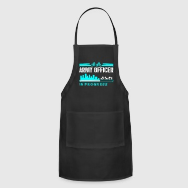 The Best Army Officer In Progress - Adjustable Apron