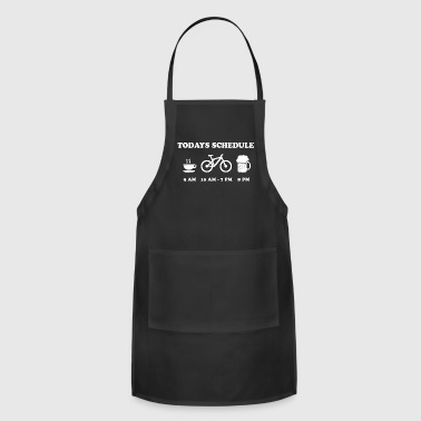 today schedule1 - Adjustable Apron