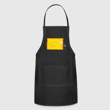 Trombone - Adjustable Apron