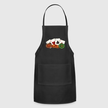 maps - Adjustable Apron