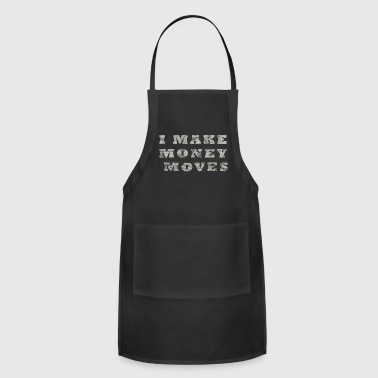 Money Moves - Adjustable Apron